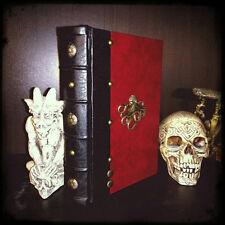 Steampunk Necronomicon - riproduzione fatta completamente a mano- H.P. Lovecraft