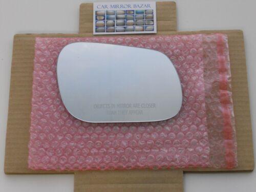 638R NEW Mirror Glass for 04-09 Mazda 3  06-08 Mazda 6 Passenger Side View Right