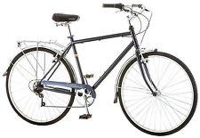 Schwinn 700C Men's Wayfarer 7 Speed Retro Bike Bicycle - Blue