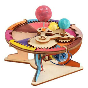 Kids-DIY-Sun-Moon-Earth-Geography-Model-Scientific-Experiment-Toys-Wood-1pcs-sdf
