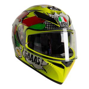 Agv K3 Sv S Wow Motorcycle Motorbike Full Face Helmet Ebay