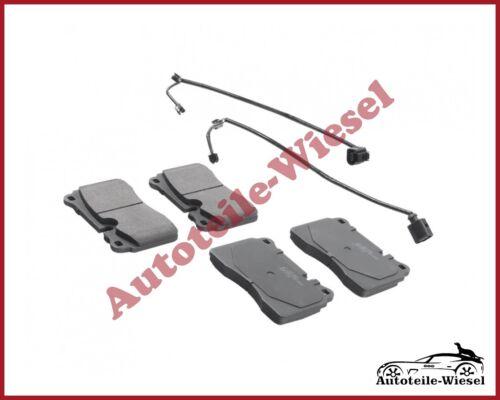 SRL Bremsbeläge für Scheibenbremse Vorne für VW TOUAREG 7L
