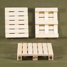 1:10th scale rc crawler accessories wooden pallet size 6