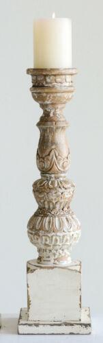 Ophelia /& Co Mango Wood Candlestick