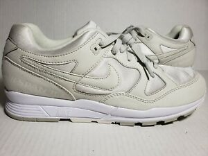 innovative design ab70e bb30c Image is loading Nike-Air-Span-II-2-Summit-White-Light-