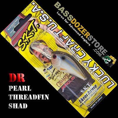 Lucky Craft SKT MINI DR crankbait bass fishing lures