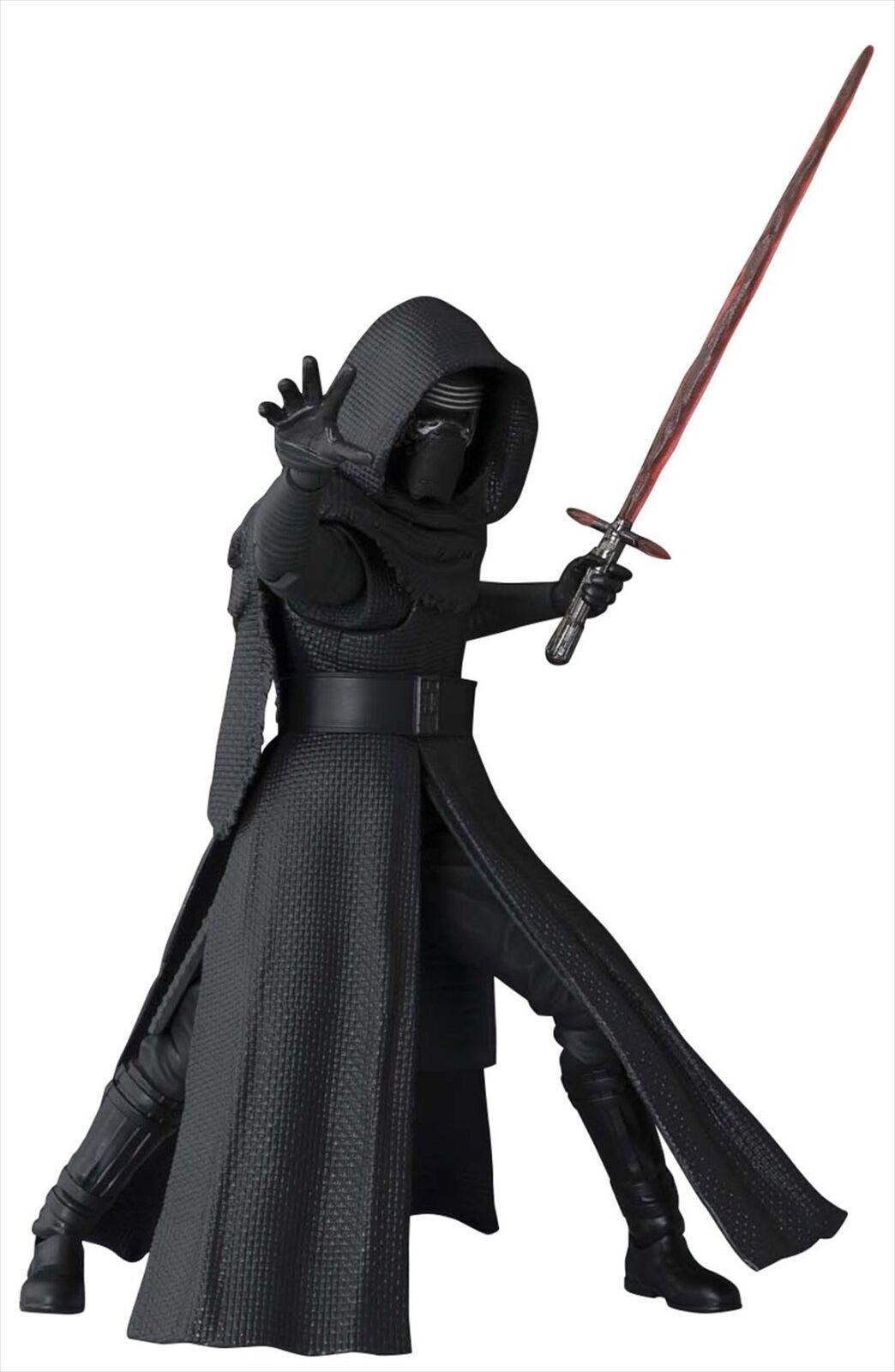 Bandai Bandai Bandai S.H. Figuarts Star Wars The Force Awakens Kylo Ren Action Figure a68364