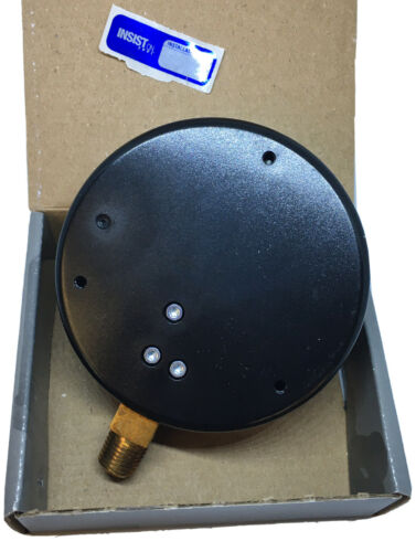 """Air Water Fire Sprinkler Pressure Gauge FPPI 11-553-00 4"""" 300 PSI"""