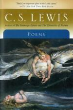 Poems by C. S. Lewis (2002, Paperback)