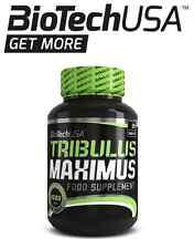 Biotech USA Tribulus Maximus 90 Tablets 1500mg Tribulus Terrestris Booster New !