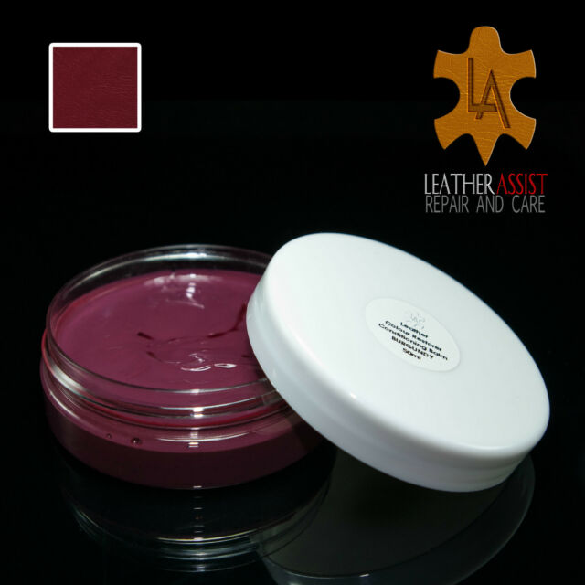 Burgundy leather colour restorer balm repair ACURA legend mdx mix rdx rsx tlx tl