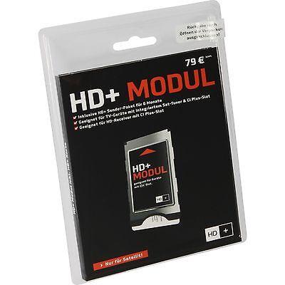 CI Plus Modul für HD+ incl. HD Plus Karte für 6 Monate ...