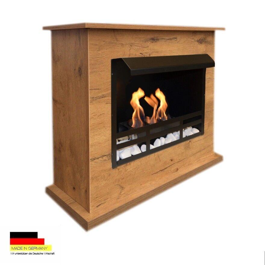 Bio Ethanol Firegel Fireplace Cheminee Pejs Oppen Spis Gel Kamin Yvon Premium