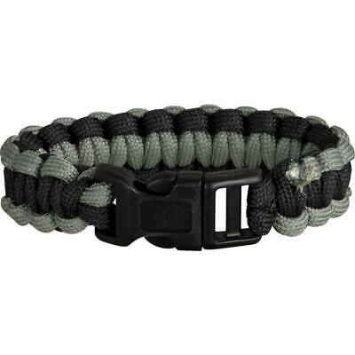 Knotty Boys Ky214 Bracciale Paracord Survival Bracelet Single Weave