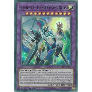 Yu-gi-oh! Tcg: Elemental Hero Cosmo Neos - Sast-en036 - Super Rare Card - 1st Ed Ypszclnr-07224125-905743947