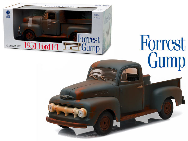 1951 Ford Camioneta 1 18 verdelight 12968