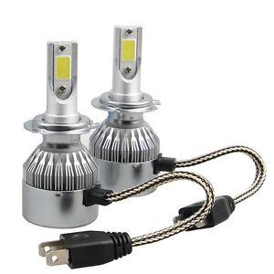 36w led fernscheinwerfer lampen fernlicht headlight h7. Black Bedroom Furniture Sets. Home Design Ideas