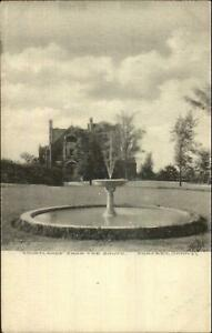 Pomfret-CT-Courtlands-From-the-South-c1910-Postcard