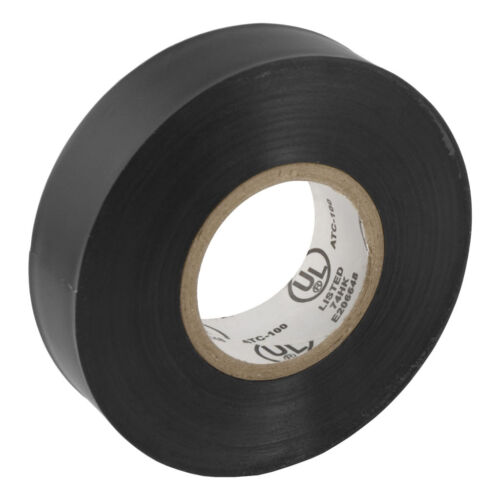 "120 Rolls 1.5/"" x 66ft Premium Grade Electrical Tape"