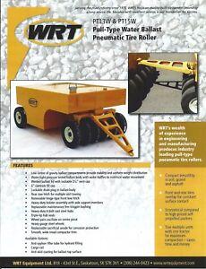 Equipment-Brochure-WRT-PT13W-PT15W-Pneumatic-Tire-Roller-2014-E4713
