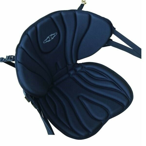 Comfortable FeelGratis Deluxe Sit On Top Kayak Seat Backrest Universal Fit