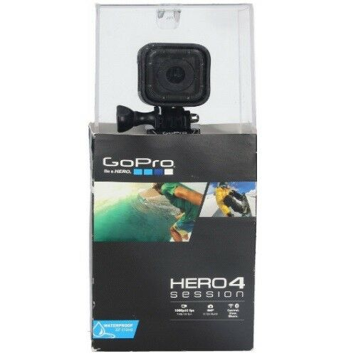 Gopro Hero 4 Session Waterproof Camcorder Wifi Video Action Camera Featured