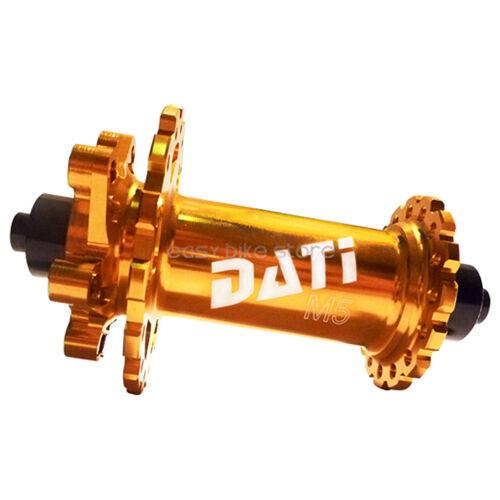 FRONT DA-M5 32H HOLEDATI Disc  Hub MTB BIKE gold ENDURO bearings Circus Monkey  high quality genuine