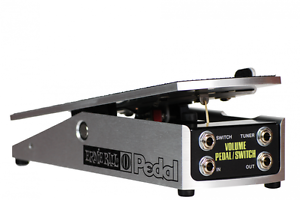 Ernie Ball 6168 Volume Pedal with Switch CLEARANCE