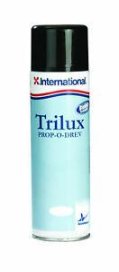 (59,98 EUR/l) International Trilux Prop-O-Drev Antifouling 500ml 0,5L 2 Farben