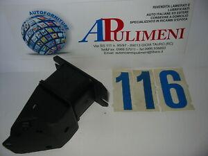 7237 SUPPORTO MOTORE ANTERIORE LATO SCARICO ALFA ROMEO 75-90-ALFETTA-GIULIETTA