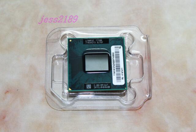 15PCS Intel Core 2 Duo T7200 2 GHz SL9SF Dual-Core CPU Processor
