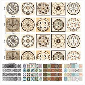 20Pcs Self-Adhesive Mosaic Bathroom Waterproof Floor Wall ...