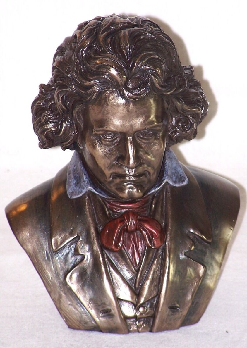 Buste de Ludwig Van Beethoven