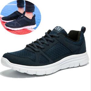 newdenber sports mens mesh casual sneakers lightweight