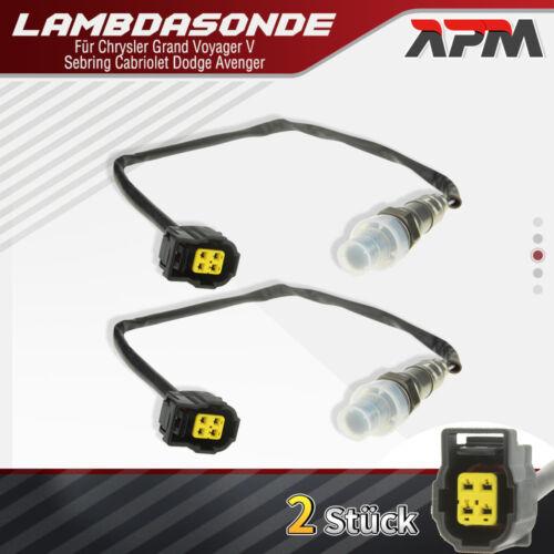 2x sonda lambda catalizador para Mercedes-Benz w169 w245 w203 c204 a209 w212 x164
