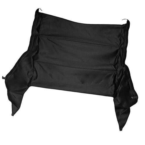 Black Dane Cloth with Foam Backing Fits 2005-2014 Ford Mustang Headliner