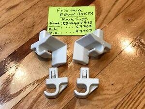 Image Is Loading Oem Frigidaire Microwave Set Of 4 Rack Support