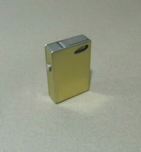 Esprit-Mechero-Oil-petrol-Semi-automatico-Work-Lighter-Vintage-Briquet-Accendino