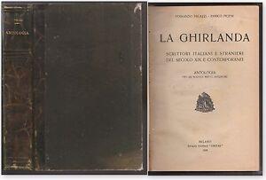 F-Palazzi-E-Piceni-LA-GHIRLANDA-antologia-per-scuole-medie-inferiori-1926