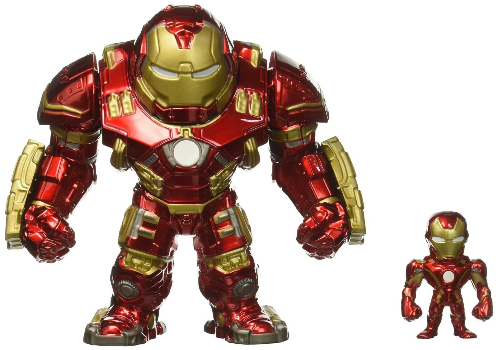 Jada Marvel Avengers: Age of Ultron - 6  Hulkbuster 2  Iron Man  M132  Metals