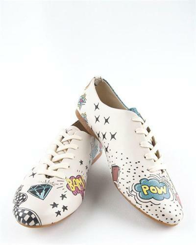 Dogo 'POP ART  donna scarpe