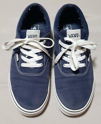 Boys Vans Doheny Skate Shoes - Navy