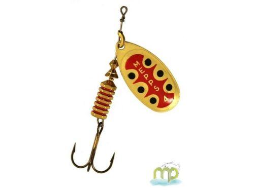 Spoon mepps aglia tw gold-new