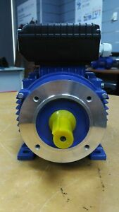 B14-FLANGE-2-2kw-3HP-2800pm-24shaft-mm-Electric-motor-single-phase-cement-mixer
