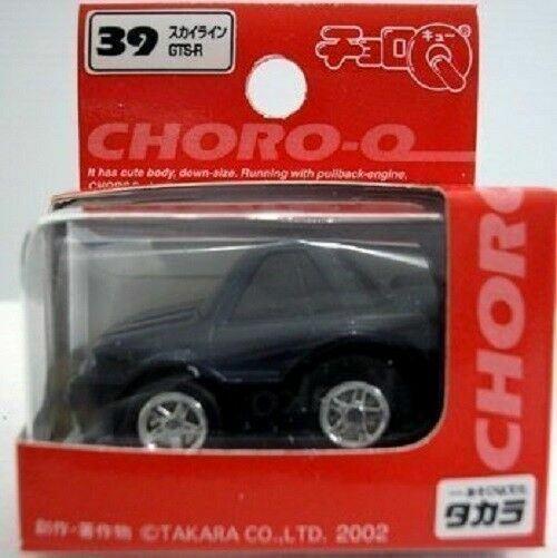 Takara TOMY 2002 2004 2005 2006 Choro Q STD pullback car
