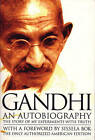 An Autobiography: The Story of My Experiences with Truth by Mahatma Gandhi (Paperback, 1993)