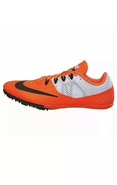 no sale tax innovative design san francisco NWOB Nike Zoom Rival S8 Mens Track Running Cleats 806554-800 Size 11