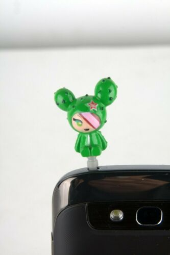 SANDY Tokidoki Phonezies Dust Plug Earphone Stopple Phone Decor-4204