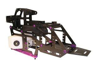CN2273 Century Hawk Carbone Side Frame Kit de conversion 30 - 50 Taille  </span>