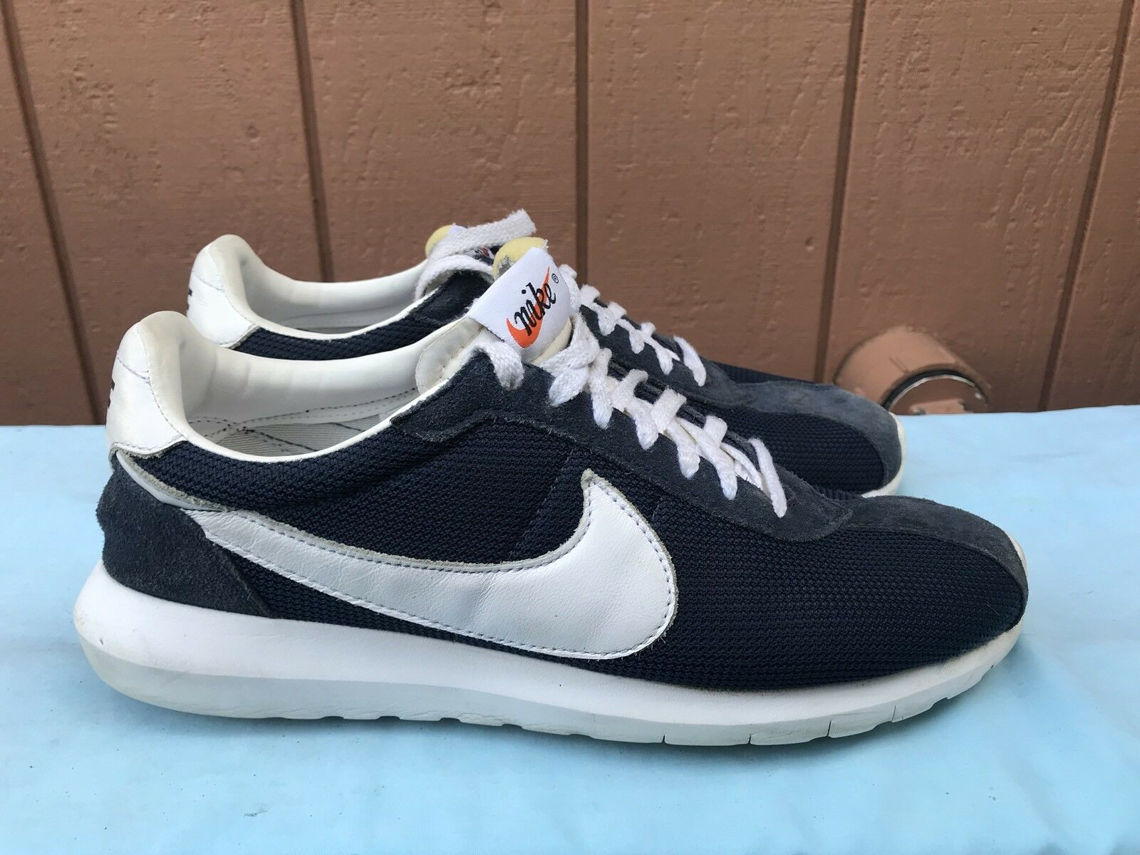 finest selection f6f71 f4b70 NIKE ROSHE LD 1000 1000 1000 QS SNEAKERS OBSIDIAN WHITE MEN S US 11 802022  401 CORTEZ A6 a5b3ed